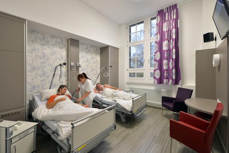 St. Antonius Krankenhaus | Station Johann