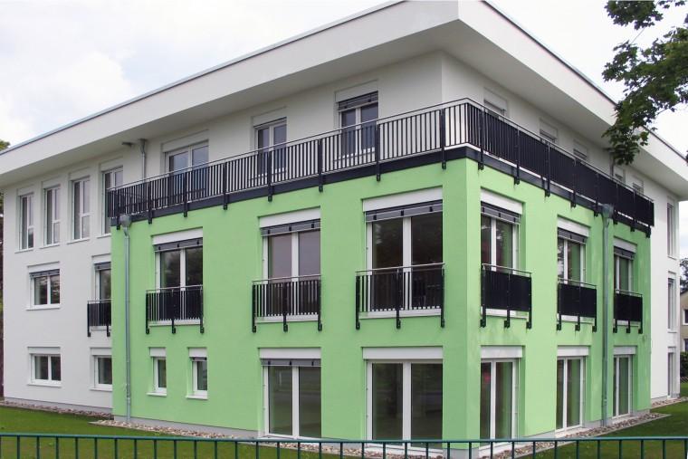 pflege portfolio type architekt zimmer. Black Bedroom Furniture Sets. Home Design Ideas